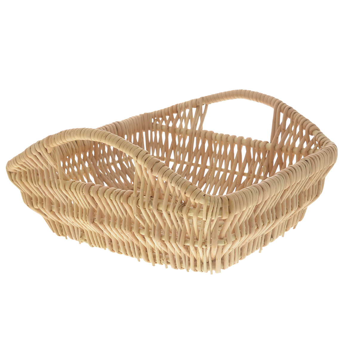 Корзина Kesper, 29 см х 23 см х 9,5 см корзина для хранения dunya plastik симпатия прямоугольная цвет бежевый 51 х 35 х 20 см