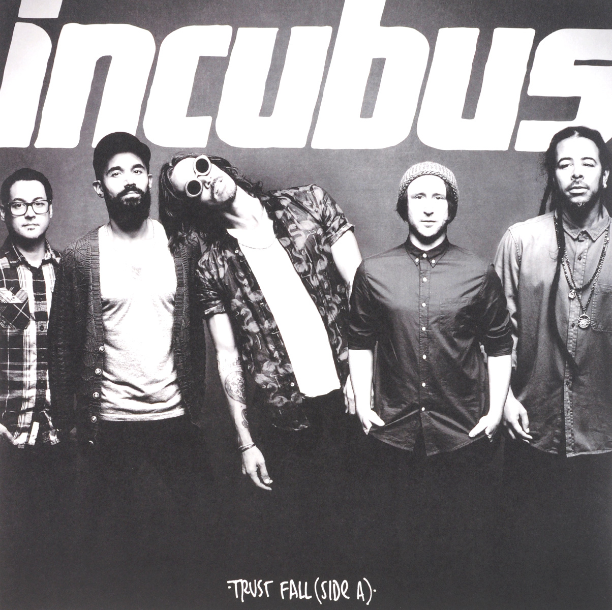 Incubus Incubus. Trust Fall (Side A) (LP) breaching the guilt taboo