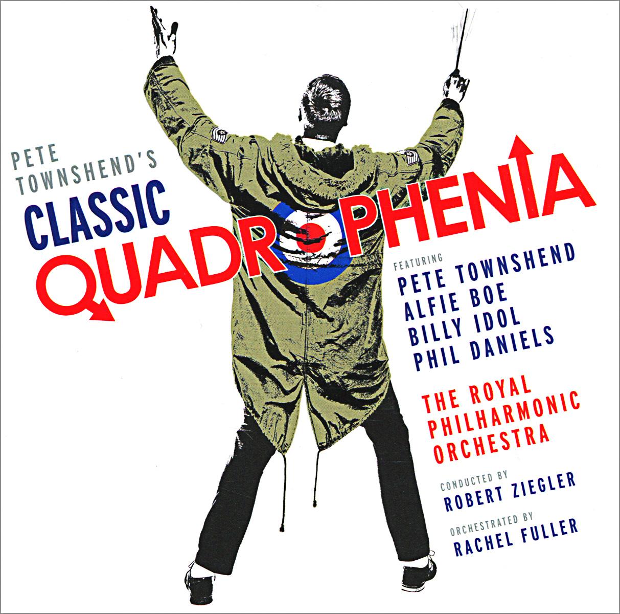 Пит Тауншенд Pete Townshend. Classic Quadrophenia pete townshend pete townshend another scoop 2 lp