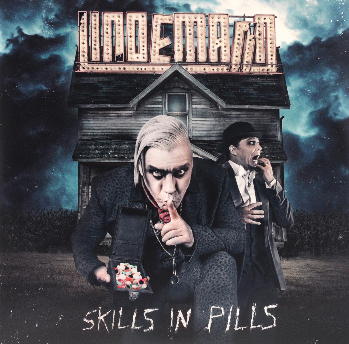 цена на Тилл Линдеманн Lindemann. Skills In Pills (LP)