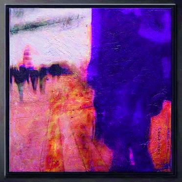 Картина Композиция - город, люди, смешанная техника, холст, подрамник, жикле, акрил, 90х90 см, автор Светлана СергееваР3 (90х90)Картина Композиция - город, люди - это неожиданный взгляд на улицу Петербурга. Здесь зритель оказывается как бы участником картины, случайным прохожим. Яркие цвета, своеобразныйракурс - все делает картину очень необычной. Работа создана на холсте в смешанной технике, с использованием акриловых красок и галерейной натяжки. Дополнительно оформлять в раму не нужно. Это великолепный подарок на день рождения или юбилей неординарной личности. холст, акрил, деревянный подрамник Внимание!!! Так как это ручная работа, рисунок может слегка отличаться от представленного на фото образца.