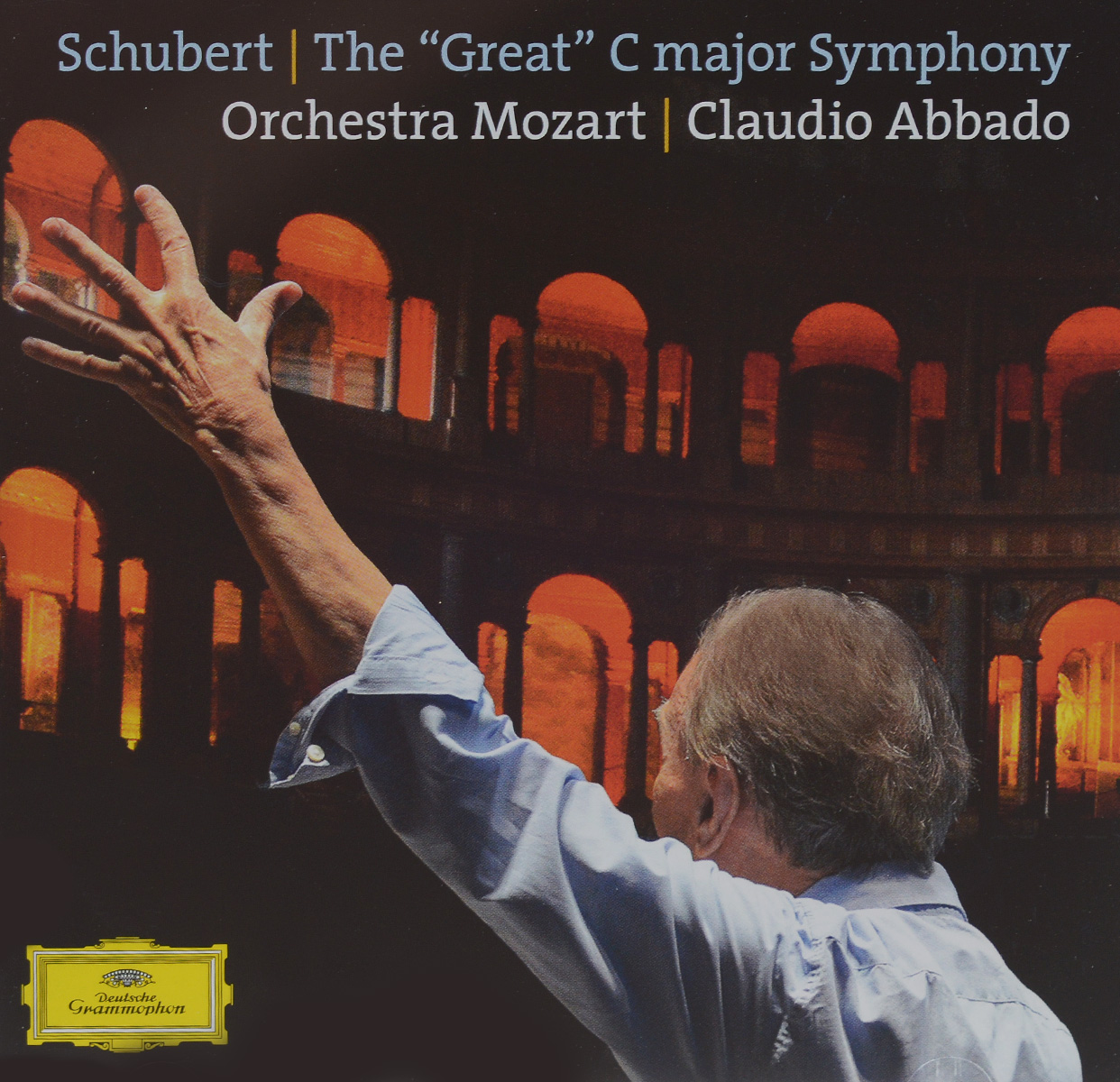 Клаудио Аббадо,Orchestra Mozart Claudio Abbado. Schubert: The Great C Major Symphony long yi taishan jade rat necklace body wangcai anti villain 8000386