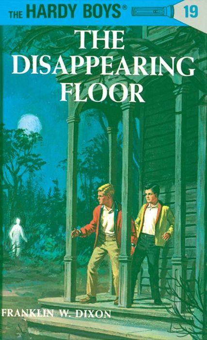 Hardy Boys 19: the Disappearing Floor pierre hardy платок