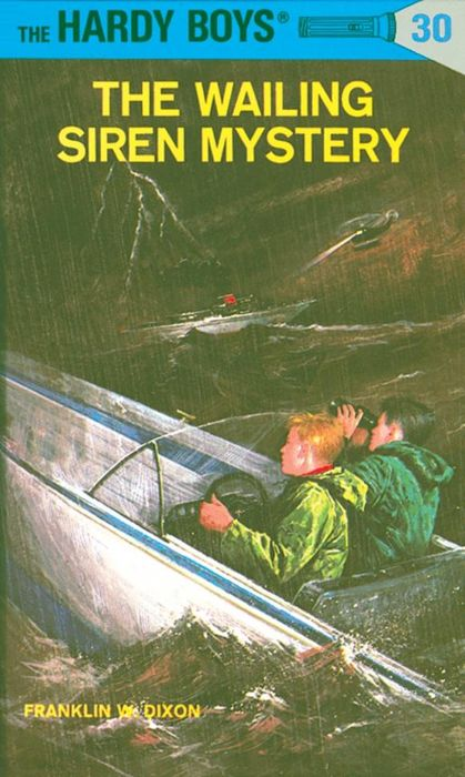 Hardy Boys 30: the Wailing Siren Mystery pierre hardy платок