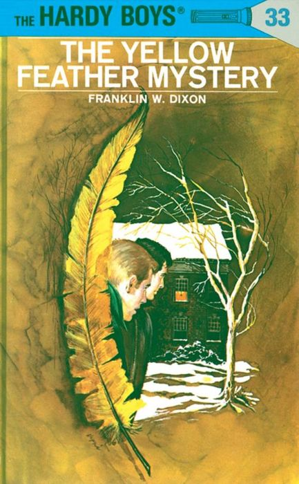 Hardy Boys 33: the Yellow Feather Mystery