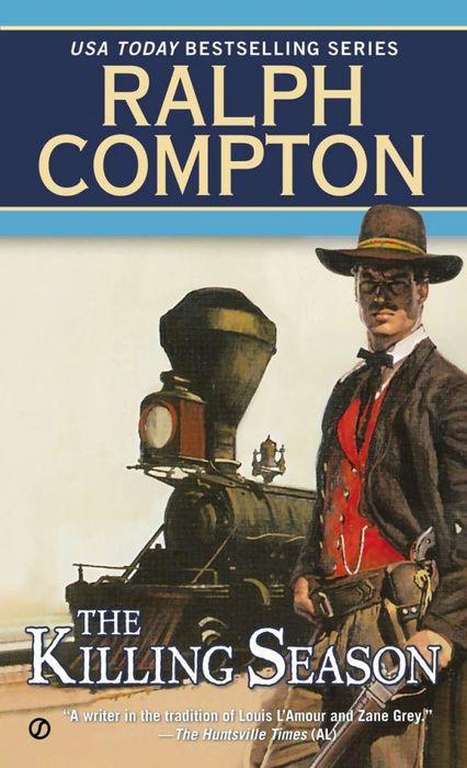 Ralph Compton the Killing Season плакат batman the killing joke cover