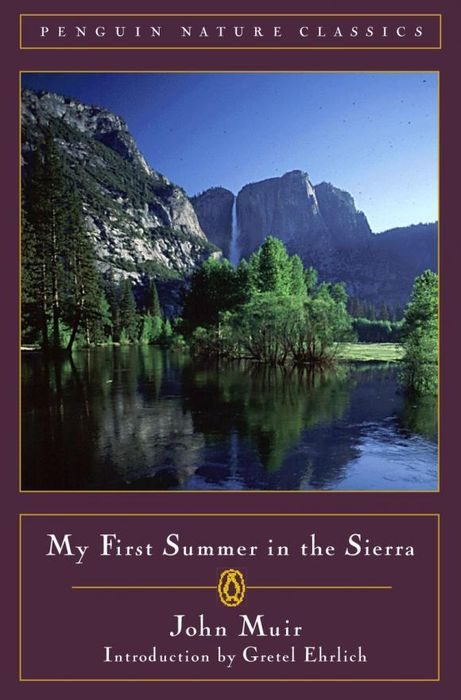 My First Summer in the Sierra wells herbert george the first in the moon
