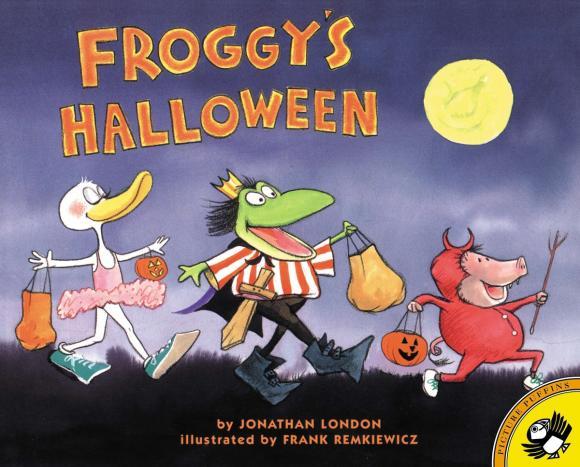 Купить Froggy's Halloween,