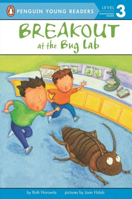 Breakout at the Bug Lab agina okello bonaventure michael management