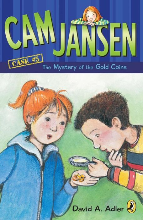 Cam Jansen: the Mystery of the Gold Coins #5 masudi the meadows of gold – the abbasids