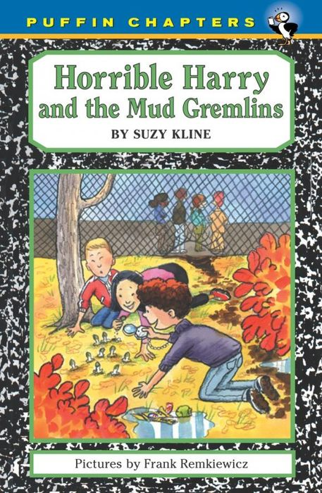 Horrible Harry and the Mud Gremlins horrible harry and the top sec