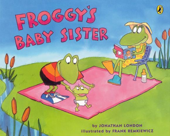 Купить Froggy's Baby Sister,