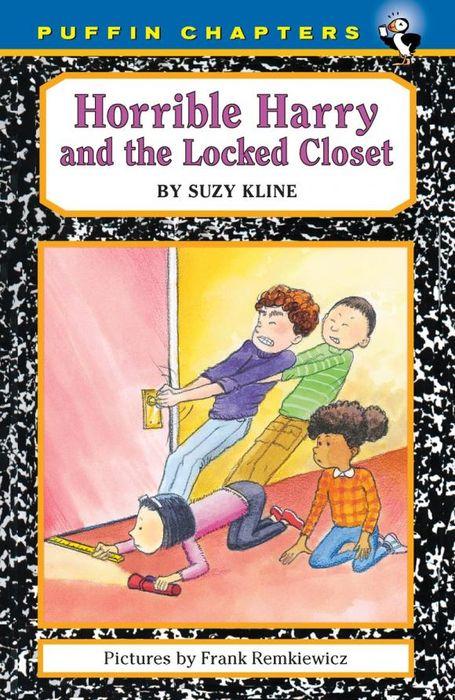 Horrible Harry and the Locked Closet horrible bear