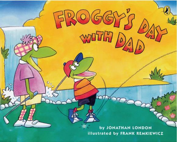 Купить Froggy's Day with Dad,