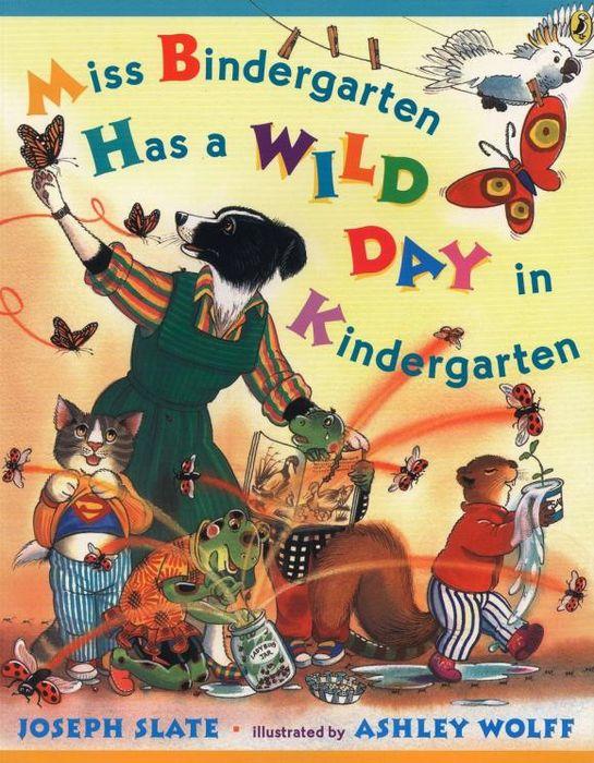 Miss Bindergarten Has a Wild Day in Kindergarten miss selfridge mi035ewojz13