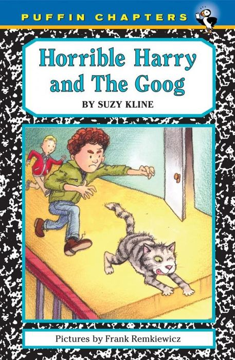 Horrible Harry and the Goog horrible bear