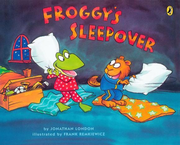 цена на Froggy's Sleepover