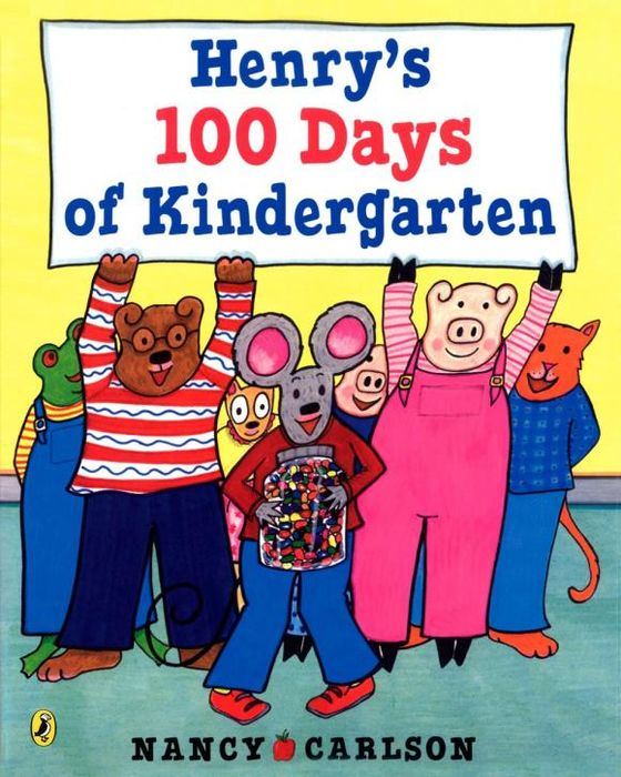 Купить Henry's 100 Days of Kindergarten,