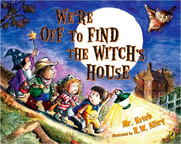 Were Off to Find the Witchs House