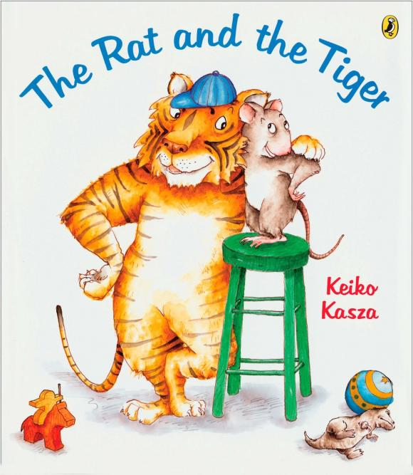 Купить The Rat and the Tiger