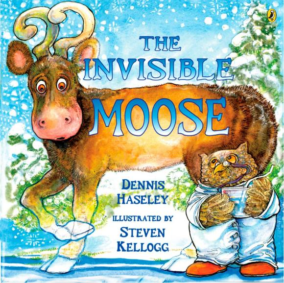 The Invisible Moose the invisible library