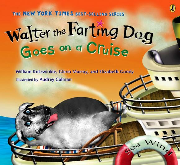 Walter the Farting Dog Goes on a Cruise scott walter waverly vintage past scott walter