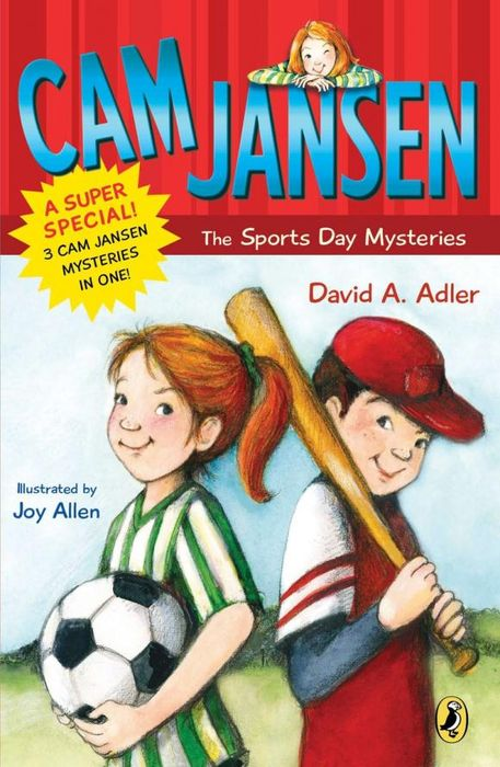 Cam Jansen: Cam Jansen and the Sports Day Mysteries термометр and dt 623