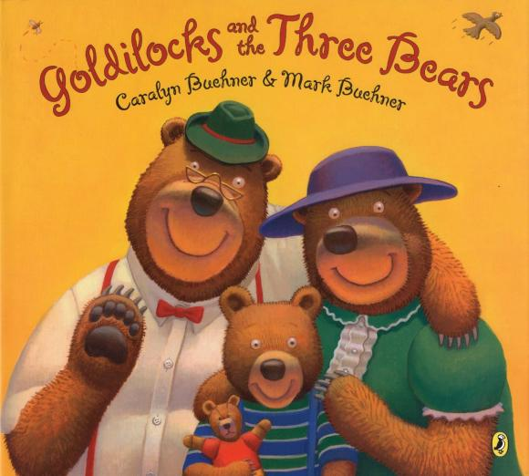 Купить Goldilocks and the Three Bears,