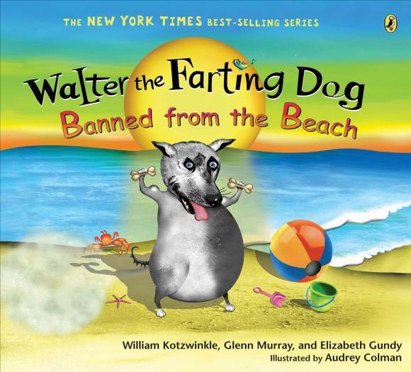 цены на Walter the Farting Dog: Banned from the Beach в интернет-магазинах