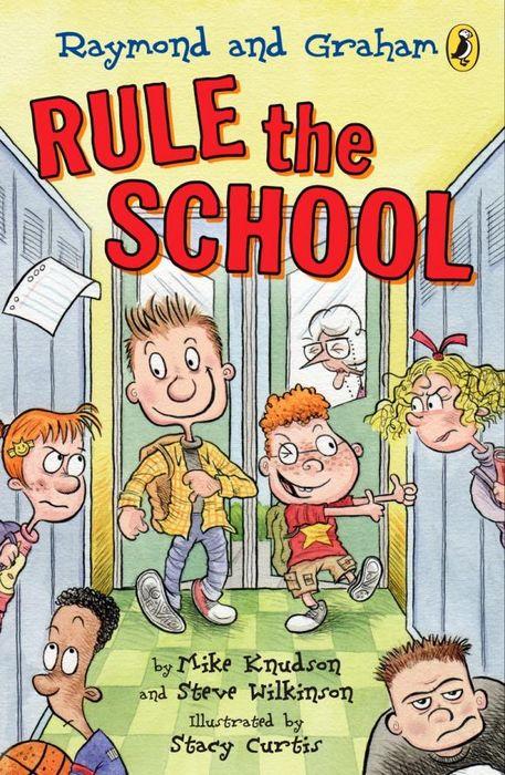 Raymond and Graham Rule the School ashley graham параметры