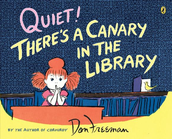 Купить Quiet! There's a Canary in the Library,