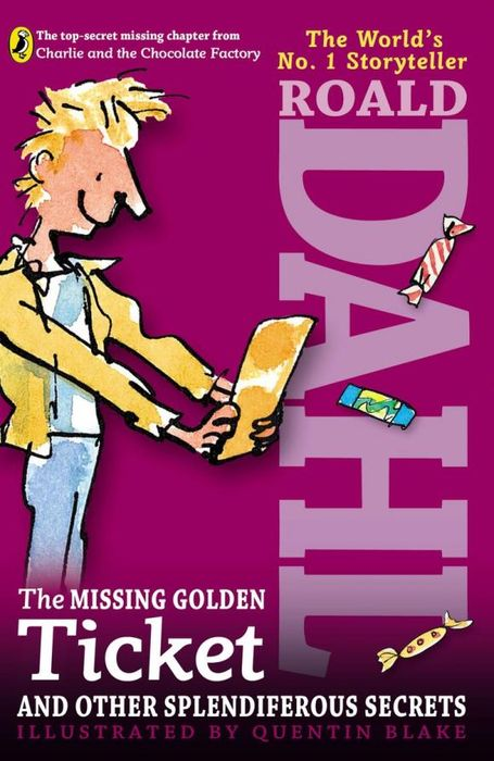 The Missing Golden Ticket and Other Splendiferous Secrets healey e elizabeth is missing