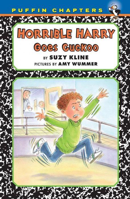 Horrible Harry Goes Cuckoo мультиварка cuckoo cr 0632