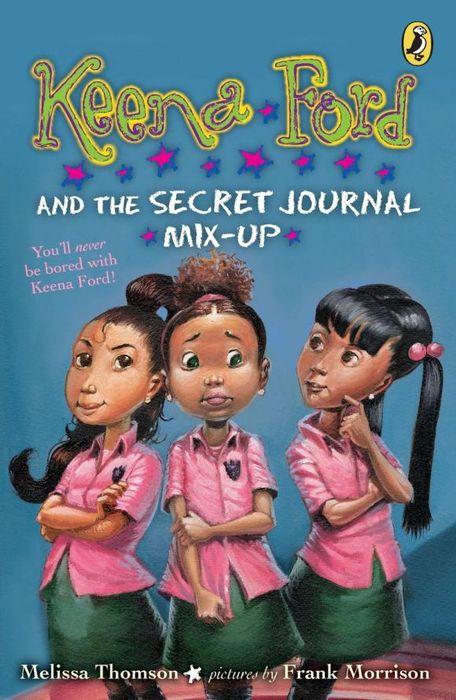 Keena Ford and the Secret Journal Mix-Up my secret place a gorjuss guided journal hb