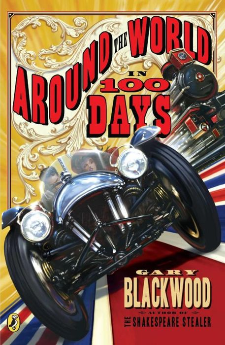 Around the World in 100 Days verne j around the world in 80 days reader книга для чтения