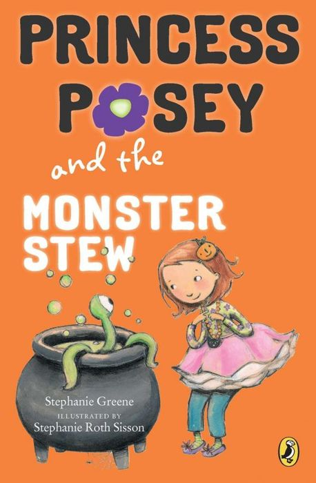 Princess Posey and the Monster Stew princess posey and the next door dog