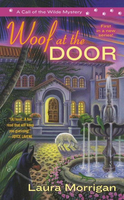 Woof at the Door держатель для зубочисток woof 1128625