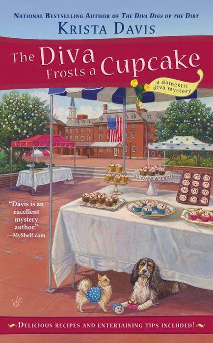 The Diva Frosts a Cupcake браслет diva diva di006dwnvr94