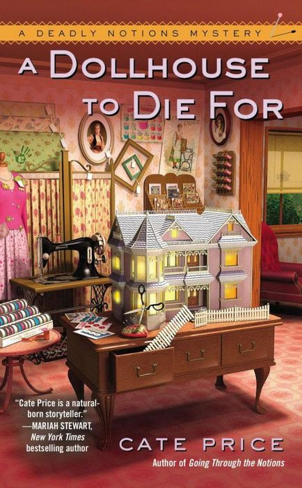 A Dollhouse to Die For chocolate to die for