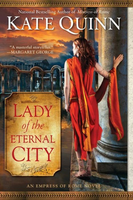 Lady of the Eternal City lady of magick