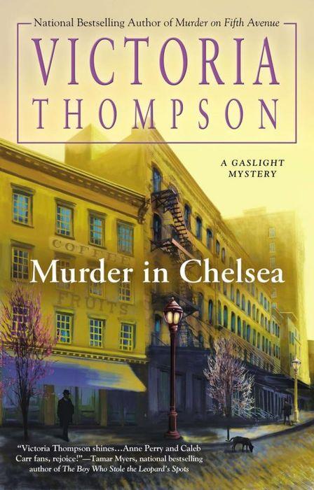 Murder in Chelsea murder in plain english