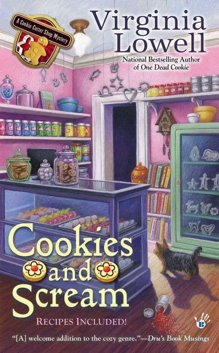 Cookies and Scream cookies and scream