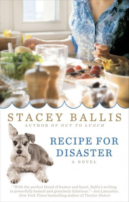 Recipe for Disaster ballis stacey recipe for disaster