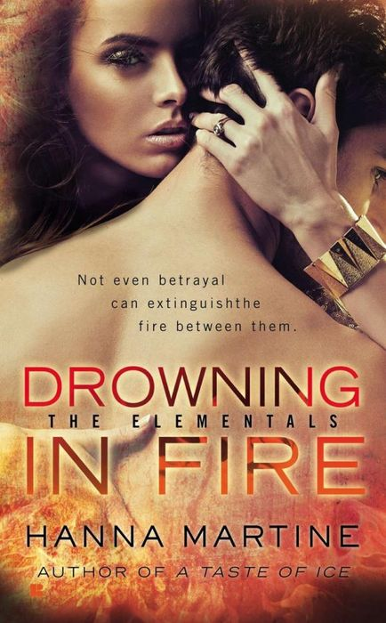 Drowning in Fire a summer of drowning