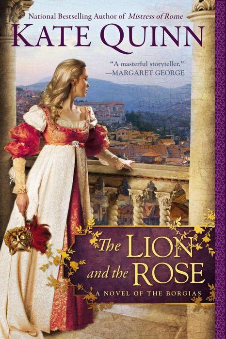 The Lion and the Rose the lion and the rose