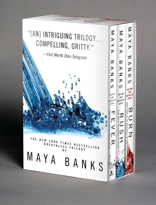 Maya Banks Breathless Trilogy Boxed Set penguin christmas classics 6 volume boxed set
