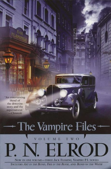 The Vampire Files, Volume Two