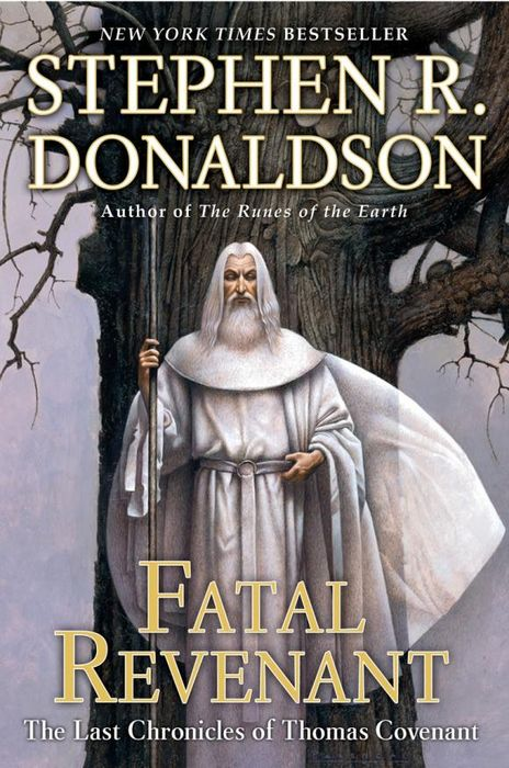 Fatal Revenant: The Last Chronicles of Thomas Covenant david vancura the chronicles of l j stevans book 1