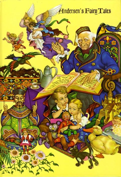 Andersen's Fairy Tales английский для детей от 3 до 6 лет fairy tales твик