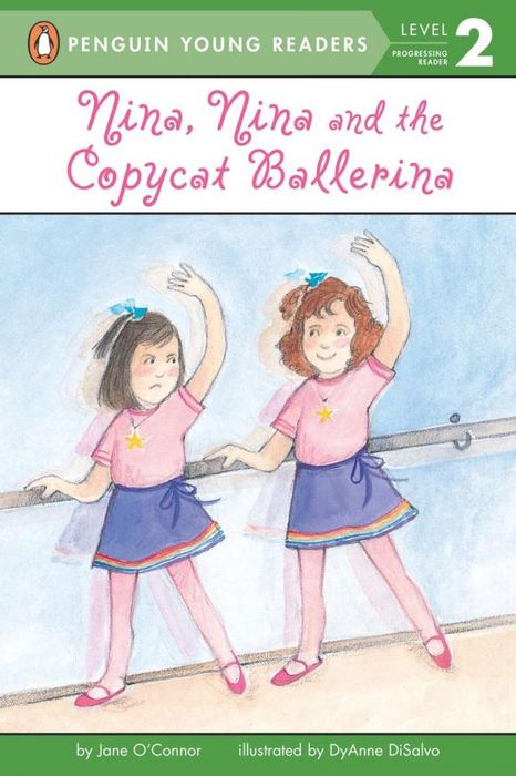 Nina, Nina and the Copycat Ballerina боди nina xxl 3xl